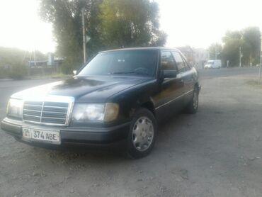 Mercedes-Benz W124 2.2 л. 1992   555600 км