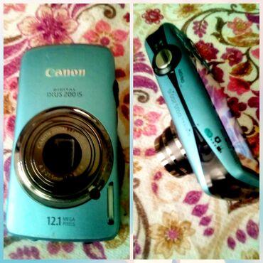 canon fotoaparat - Azərbaycan: Canon fotoaparat 15 azn satılır. Adaptrı yoxdur. Kamera 12.1 mpxl