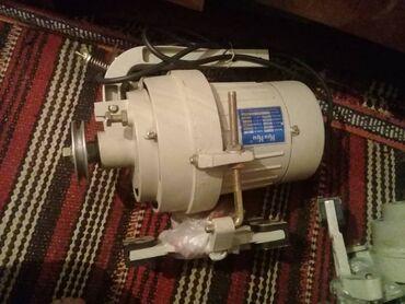 Швейные машины - Сокулук: Мотор глушитель аз эле колдонулган почти новый .Баасы келишим турундо!