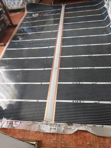 Полы теплые вместе с терморегулятором общий размер 6 КВ.метров отдам