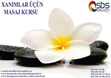 masaj - Azərbaycan: Masaj kursu