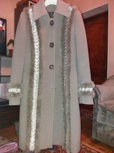 Продается пальто (турецкий,почти новая)5000с торговля есть в Бишкек