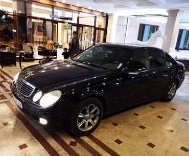 купить мотор мерседес 2 2 дизель в Кыргызстан: Mercedes-Benz E 220 2.2 л. 2002 | 27000 км