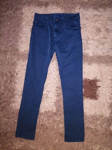 Pantalone uske - Srbija: Pantalone Velicina: 158 cm