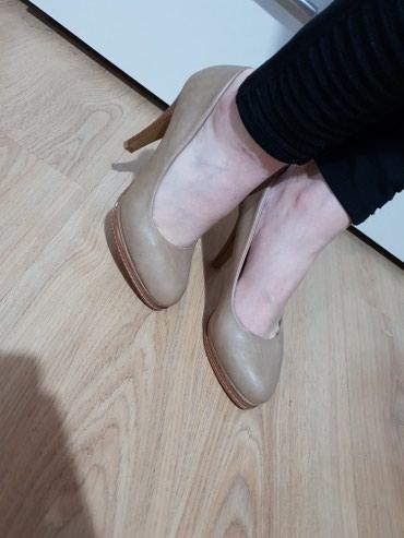 Prelepe kozne cipele, kao nove, nisu koriscene - Loznica