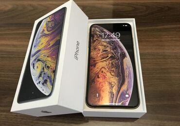 - Azərbaycan: İşlənmiş iPhone Xs Max 64 GB Qızılı