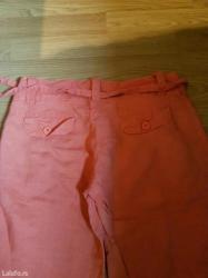 Lanene pantalone m polovne - Prokuplje