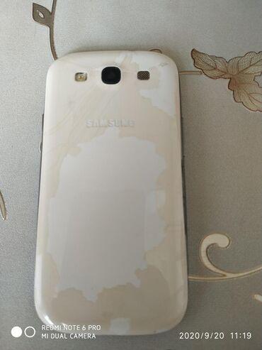Samsung galaxy s5mini - Azərbaycan: İşlənmiş Samsung I9300 Galaxy S3 16 GB ağ
