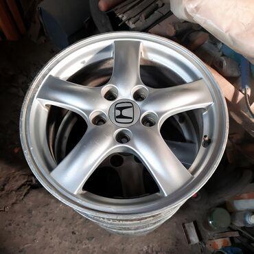 диски r16 в Кыргызстан: Продаю оригинальные диски на Honda Accord CL7/CL8/CL9, не вареные без