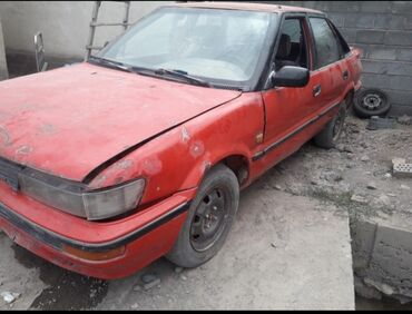 Запчасти на бм60 - Кыргызстан: Тойота каролла на запчасти есть все