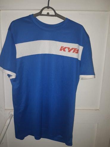 Футболка мужская р 52-54 ,ткань спорт,сетка в Бишкек