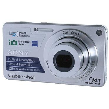 cyber shot sony в Кыргызстан: Фотоаппарат SONY DSC-W350 Cyber-shot б/уЦифровая компактная фотокамера