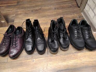 обувь в Кыргызстан: Продаю школьную обувь размер 41-42 Б/у носили не долго из за карантина