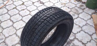 шины 205 55 r16 зима в Кыргызстан: Продаю зимнюю резину Federal 205/55/R16,липучка состояние ЗЫНК.Остаток