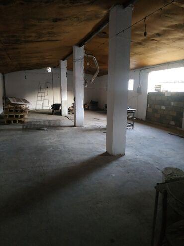 Заводы и фабрики - Кыргызстан: Сдаём в аренду помещение под производство, 120 м2, имеется вода, септи