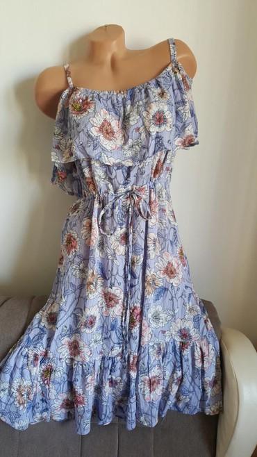 Nova c&a haljina, vel 42, ima i rukave i bretele. - Arandjelovac