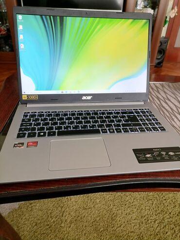 Acer stream - Srbija: Acer Laptop Ryzen 5 4500U, 20GB RAM, 512GB SSD,WIN 10 OS Prodajem lap