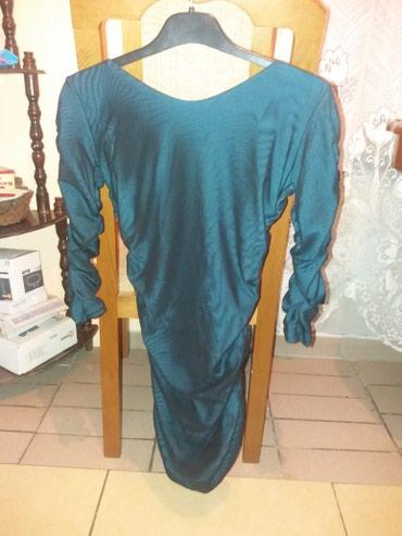 Haljina uz telo - Srbija: Elegantna haljina uz telo sa skroz golim ledjimaprelepo stojil. xl a