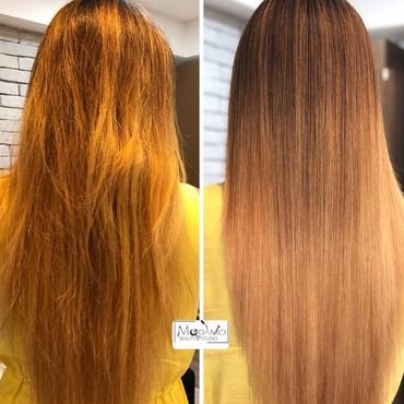mualice - Azərbaycan: Xanımlar, buruğ saçları daramağdan yorulmusuz? O zaman 6 ay effecti