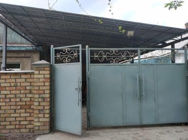 4 сотки. + пристройка(кухня, в Бишкек