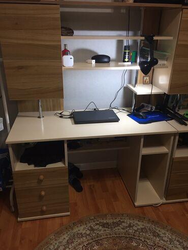 13326 объявлений: Продаю стол для учебы Высота 160,5 смВысота от пола до парта 74