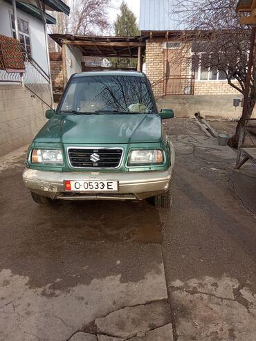 Транспорт - Кара-Ой: Suzuki Escudo 2 л. 1998