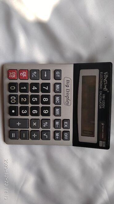 КалькуляторЦена 170сом за каждую, б/у.Адрес рядом с городом Кант село