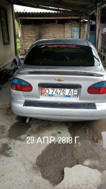 Chevrolet в Кыргызстан: Chevrolet Lanos 1.5 л. 1999 | 217000 км