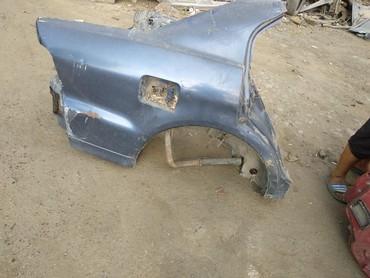 zapchasti mitsubisi galant в Кыргызстан: Mitsubishi galant R задный крыло