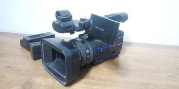 Sony nxcam HXR-NX5P Камера в хорошем состоянии есть пару косяков по