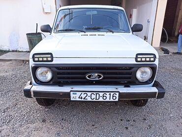 kiraye niva в Азербайджан: ВАЗ (ЛАДА) 4x4 Нива 1.7 л. 1999 | 50000 км