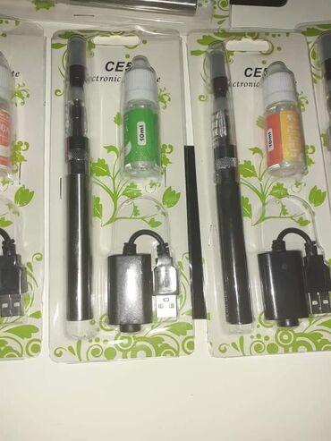 Ostalo | Majdanpek: Elektronske cigare sa bocicom od 10ml uljaMozete da biraate boju
