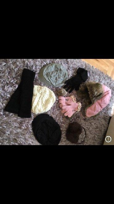 Marame kape rukavice za 700