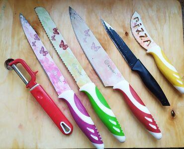 Продам кухонные ножи.  Адрес: Городок энергетиков