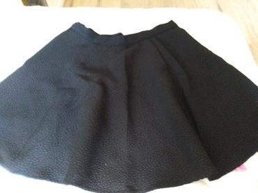Broj suknjica - Srbija: Suknjica H&M broj 36