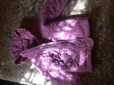 Куртка зимняя детская для девочки в Бишкек
