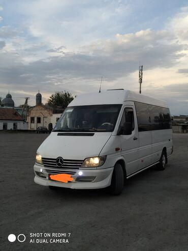 купить бус в рассрочку в Кыргызстан: Mercedes-Benz Sprinter 2.2 л. 2004