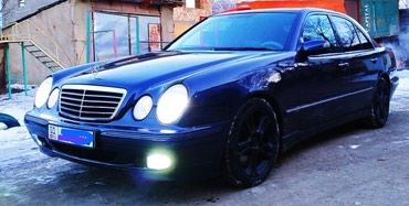 amg диски r17 в Кыргызстан: Mercedes-Benz E 430 4.3 л. 2000