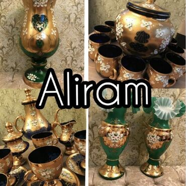 - Azərbaycan: ALIRAM BAGEMA QABLAR BUYRUN ATIN ŞEKİLLERİ