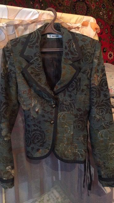 Пиджак Италия шикарный размер 44 46 в Бишкек