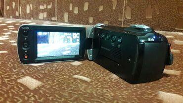 видеокамеру panasonic hdc mdh1 в Кыргызстан: Продаю видеокамеру Samsung новый все работает в комплекте сумка заряд