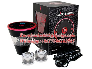 Buy Cheap Square E-Head Electronic Hookah Head from σε Ασβεστοχώρι