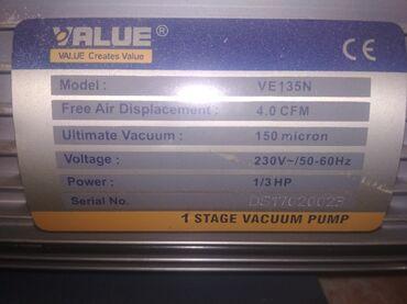 Электроника в Шопоков: Продаю вакуумный насос новый не использовался, прошу 7000 сом