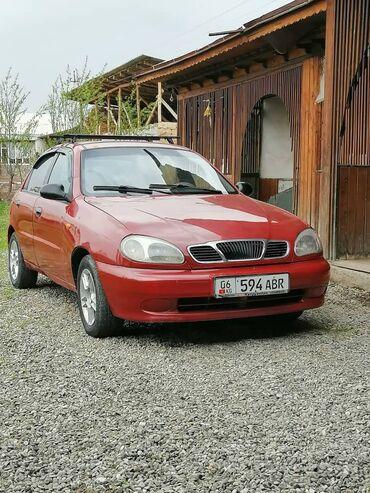 Транспорт - Гульча: Daewoo Lanos 1.5 л. 1998 | 220000 км