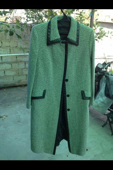 Пальто демисезонное размер 50-52 в Бишкек