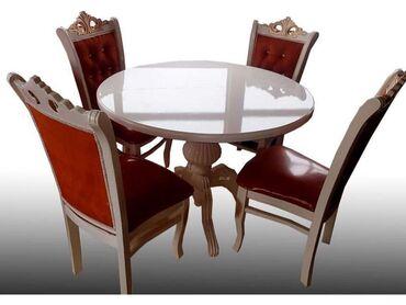 - Azərbaycan: Masa ve oturacaq desti stol stullar стол с стулями yalniz original