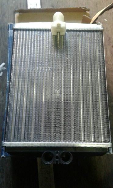 Радиатор печки на мерседес лупарик 210кузов в наличии!!! в Бишкек