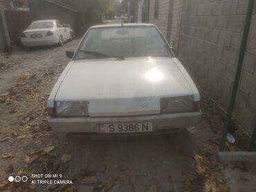 Citroen 1.9 л. 1985 | 123459 км