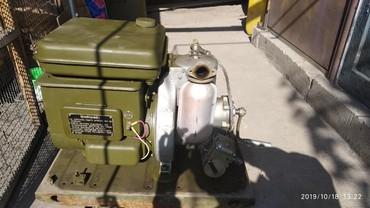 Генераторы - Кыргызстан: Продаю военный генератор отл. состояние 11000сом