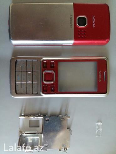 Nokia 6300 satin alin - Azərbaycan: 6300 nokia ucun demir korpus orijinald